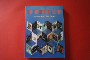 100 Pop Hits of the 90s Songbook Notenbuch Easy Piano Vocal