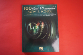 100 Most Beautiful Movie Songs Songbook Notenbuch Piano Vocal Guitar PVG