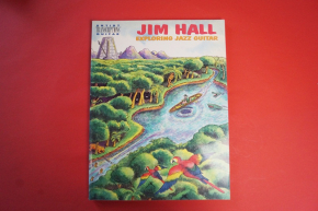Exploring Jazz Guitar (Jim Hall) Gitarrenbuch