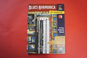 Blues Harmonica for Beginners (mit CD)Mundharmonikabuch