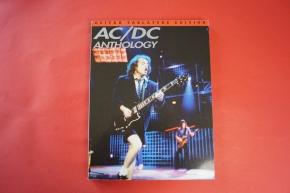ACDC - Anthology  Songbook Notenbuch Vocal Guitar