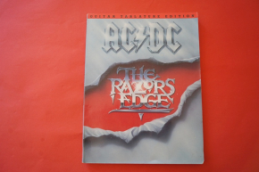 ACDC - The Razors Edge  Songbook Notenbuch Vocal Guitar
