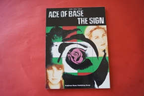 Ace of Base - The Sign  Songbook Notenbuch Piano Vocal Guitar PVG