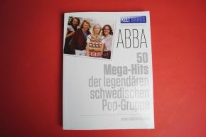Abba - 50 Mega Hits Songbook Notenbuch Piano Vocal Guitar PVG