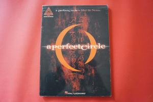 A Perfect Circle - Mer de Noms  Songbook Notenbuch Vocal Guitar