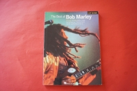 Bob Marley - Best of Songbook Notenbuch Vocal Easy Guitar