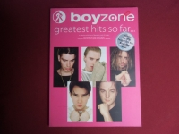 Boyzone - Greatest Hits so far Songbook Notenbuch Piano Vocal Guitar PVG