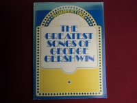 George Gershwin - The Greatest Songs of Songbook Notenbuch Piano Vocal Guitar PVG