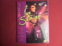 Joe Satriani - The Best of Songbook Notenbuch Vocal Guitar