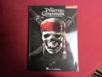 Pirates of The Caribbean on Stranger Tides  Songbook Notenbuch  Easy Piano