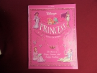 Disney´s Princess Collection Songbook Notenbuch Easy Piano Vocal