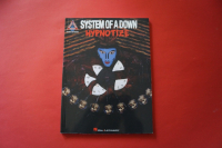 System of a Down - Hypnotize Songbook Notenbuch Vocal Guitar