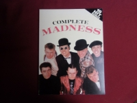 Madness - Complete  Songbook Notenbuch  Piano Vocal Guitar PVG