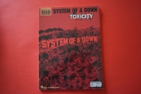 System of a Down - Toxicity Songbook Notenbuch Vocal Drums