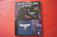 Van Halen - 1 & 2  Songbook Notenbuch Vocal Guitar
