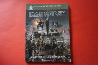 Iron Maiden - A Matter of Life and Death Songbook Notenbuch Vocal Guitar