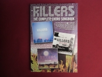 Killers - Complete Chord Songbook Songbook  Vocal Guitar Chords