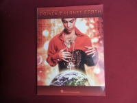 Prince - Planet Earth Songbook Notenbuch Piano Vocal Guitar PVG