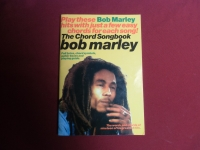 Bob Marley - The Chord Songbook Songbook  Vocal Guitar Chords