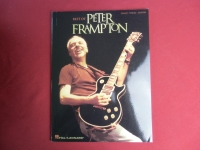 Peter Frampton - Best of Songbook Notenbuch Piano Vocal Guitar PVG