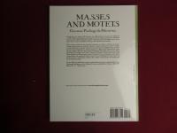 Masses and Motets (da Palestrina) für Chöre (SATB)
