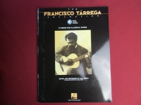 Francisco Tárrega - The Collection (mit Audiocode)  Songbook Notenbuch Guitar