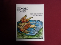 Leonard Cohen - New Skin for the old Ceremony  Songbook Notenbuch  Piano Vocal Guitar PVG