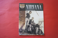 Nirvana - Bass Playalong (mit CD) Songbook Notenbuch Vocal Bass