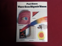 Paul Simon - There goes Rhymin Simon  Songbook Notenbuch  Piano Vocal Guitar PVG