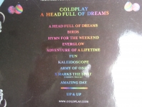 Coldplay - A Head full of Dreams Songbook Notenbuch Piano Vocal Guitar PVG