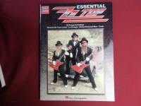 ZZ Top - Essential Easy Guitar Songbook Notenbuch Vocal Easy Guitar