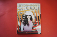 Britney Spears - Blackout  Songbook Notenbuch Piano Vocal Guitar PVG