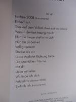 Udo Jürgens - Einfach ich  Songbook Notenbuch  Piano Vocal Guitar PVG