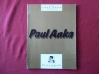 Paul Anka - Gold Classics Songbook Notenbuch Piano Vocal Guitar PVG