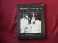 Yngwie Malmsteen - Angels of Love Songbook Notenbuch  Guitar