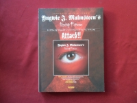 Yngwie Malmsteen - Attack Songbook Notenbuch  Guitar