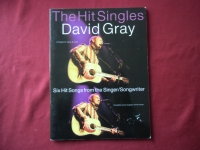 David Gray - The Hit Singles Songbook Notenbuch Piano Vocal Guitar PVG