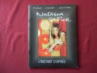 Natasha St. Pier - L´Instant d´après Songbook Notenbuch Piano Vocal Guitar PVG