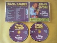 Frank Zander  Hier kommt Frank (2CD)