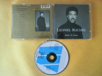 Lionel Richie  Back to the Front (CD)
