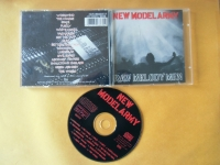 New Model Army  Raw Melody Men (CD)