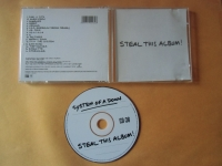 System of a Down  Steal this Album (CD)