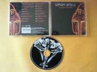 Virgin Steele  The Book of Burning (CD)