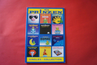 Prinzen, Die - Singles Collection Songbook Notenbuch Piano Vocal Guitar PVG