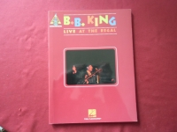 B.B. King - Live at the Regal  Songbook Notenbuch  Vocal Guitar