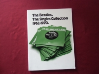 Beatles - The Singles Collection 1962-1970  Songbook Notenbuch  Piano Vocal Guitar PVG