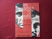 Charles Aznavour - Von Mensch zu Mensch  Songbook Notenbuch  Piano Vocal Guitar PVG