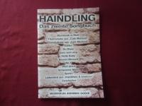 Haindling - Das zweite Songbuch  Songbook Notenbuch  Piano Vocal Guitar PVG