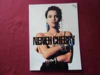 Neneh Cherry - Raw like Sushi (mit Poster) Songbook Notenbuch  Piano Vocal Guitar PVG