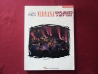 Nirvana - Unplugged in New York Songbook Notenbuch  für Bands (Transcribed Scores)